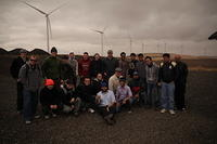 UIdaho Wind Farm Field Trip
