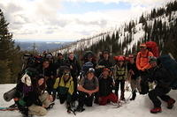 U of I Mountaineering Field Trip